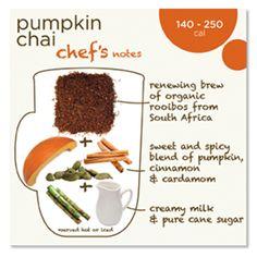 @Karmyn Argo Tea - Pumpkin Chai