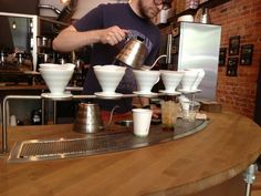 Hand poured coffee | Yelp