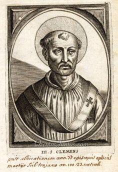 Resultado de imagen para Papa San Clemente