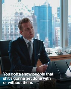 #whatwouldharveydo #harveyspecter #gabrielmacht #suits #inspiration #life #weekend #work #focus #goals #hustle #grind #patience #business #motivationalquotes #harveyspecterquotes #wwhd