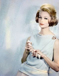 Monique Chevalier by John Rawlings 1961
