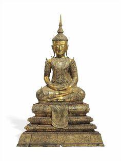Buddha Life, Buddha Art, Gautama Buddha, Buddha Buddhism, Buddha Sculpture, Sculpture Art, Thai Buddha Statue, Buddha Statues, Temples