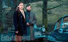 Here are NEW stills and interview with Ron D. Moore from Entertainment Weekly From EW: Casting Brianna was no walk in the park — or stroll through the Highlands, rather — for the producers of Outla…