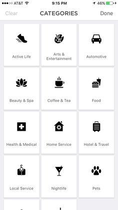 Five star categories