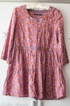 Amazing Gudrun Sjoden flower tunic/top cotton size S in Clothes, Shoes & Accessories, Women's Clothing, Tops & Shirts | eBay