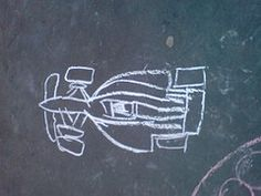 黒板, ブラック ボード, クレヨン, チョーク, ホワイティング
