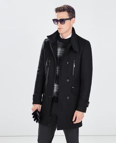 @rinzorz this black wool coat on you = hubba bubba.