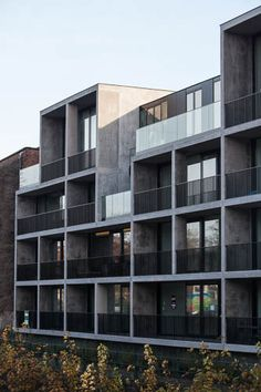 residence-ham-gent 2009 / CAAN Architecten / Gent