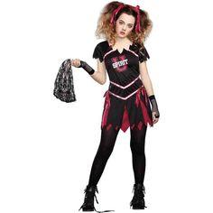 Cheerless Cheerleader Costume