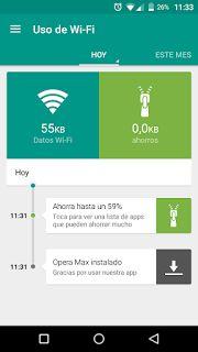 La mejor aplicación para ahorrar datos en nuestra tarifa ~ smartphandroid