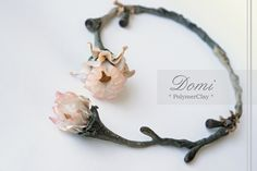 https://flic.kr/p/qhXVnW | PolymerClay Necklace