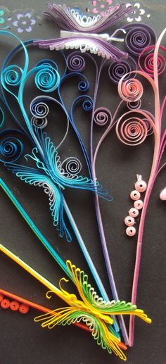 Quilling Seasons: butterfly (пеперуда)