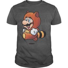 Super Mario  Tanooki TShirt, Order HERE ==> https://www.sunfrog.com/Funny/117865447-526009320.html?89699, Please tag & share with your friends who would love it , #jeepsafari #xmasgifts #superbowl