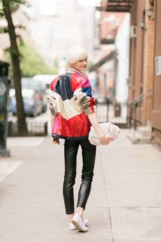 Fashion: trends, outfit ideas, what to wear, fashion news and runway looks Street Style 2014, New York Street Style, Street Style Women, Street Styles, September Outfits, September 9, Fashion News, Fashion Models, Women's Fashion