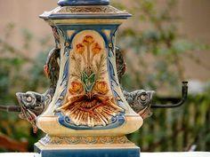 Villeroy & Boch fontain - winter garden Ursulines By Sint-Katelijne-Waver