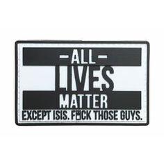 Nine Line All Lives Matter Patch                                                                                                                                                                                 More