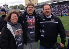 2017 OL Blaise Andries Discusses Northwestern Offer - MARSHALL, Minn. – At the midway point of his junior season, Marshall offensive lineman Blaise Andries is having what could be described as a big season.....