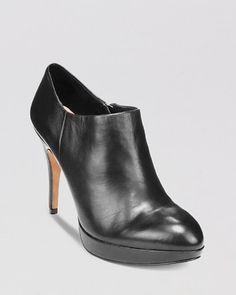 VINCE CAMUTOPlatform Booties - Elvin High Heel | Black Friday Shoe Deals