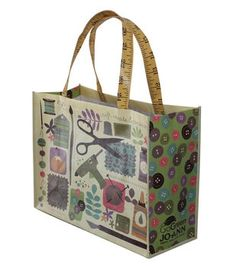 Go Green Bag Craft And Sew Print