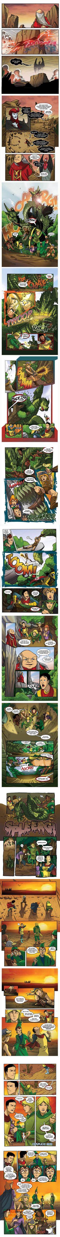 PARTE 1 O último episódio de A Caverna do Dragão