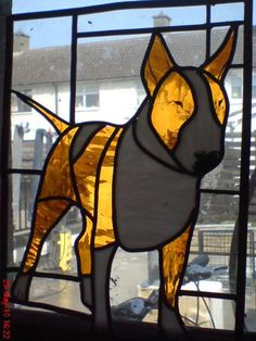Bullie Art is Stained Glass