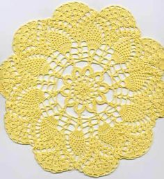 The doily has long been a classic piece of art to make with the talent of crochet, and these 8 patterns are great to try.  They are each beautiful in their own and with different colors, a whole ne…