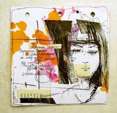 Art Journal Conversations: Kasia Krzymińska 55a