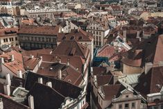 Set includes 8 high-res photos of Prague rooftops and cityscapes - Average image size: / / mb --- ! All of these images Photos For Sale, Free Stock Photos, Prague Czech Republic, Paris Skyline, Rooftops, City, Travel, Illustrations, Running