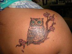 Latest Upper Back Tattoos Designs For 2011 - Tattoos - Zimbio