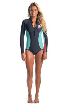 Rip Curl 'G-Bomb' Long Sleeve Spring Wetsuit available at #Nordstrom