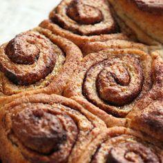 Vegan Richa: Cinnamon Rolls / Buns. Vegan Recipe - just make with GF flour