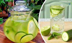 Si quieres dar algo de sabor al agua que bebes diariamente te compartiremos una alternativa por demás saludable. Beneficios del agua de pepino para la piel.