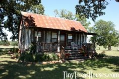 Blog | Tiny Texas Houses--- This is my dream home away from home!