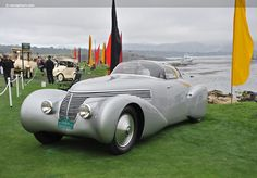 - 1938 - Hispano Suiza H6C Images, Information and History (Xenia, Dubonnet, H-6C) | Conceptcarz.com