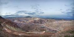 Morenci Mine, Arizona - Gem Hound