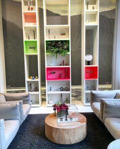 Fantini Showroom Milan| #waterboxmiami #waterbox #showroom #miami #luxuryproject #bathroom #bath #faucet #highend #chic #trend #isaloni #isaloni2016 #milanfurnitureshow #fantini #faucet #architecture #arquitetura #design #decor #banheiro #project #rubineteria #interiordesign by souzacristina