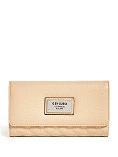 G by GUESS Women's Arnett Slim Wallet