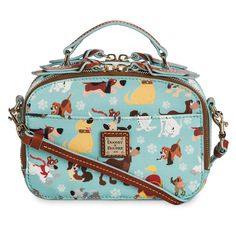 Thumbnail Image of Disney Dogs Ambler Crossbody Bag - Dooney & Bourke # 1