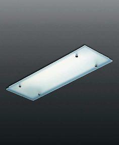 4KON strip light fittings C.F. Møller. Photo: Julian Weyer