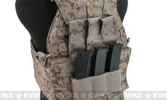 TMC Tactical 94K-MP7 Plate Carrier - AOR1