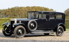 1926 Daimler 35/120 Limousine by Hooper | Aalholm Automobile Collection 2012 | RM AUCTIONS