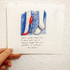 N.4 - L'amore, certe volte / Love, sometimes