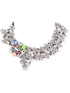 VICKISARGE   statement necklace #vicisarge #statement #necklace