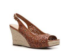 Kelly & Katie Kacey Wedge Sandal Wedges Sandal Shop Women's Shoes - DSW