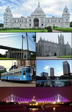 Kolkata, India. Kolkata, formerly called Calcutta, is the capital city of the Indian state of West Bengal.