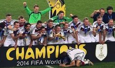 World Cup winners Germany: 4 Talking Points from the final #LionelMessi #Soccer #Football