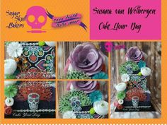 Day Of The Dead Collaboration.  - Cake by Cake Your Day (Susana van Welbergen)