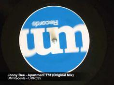 Jonny Bee - Again & Again - UM Records - UMR026