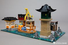 Building Ninjago City: The Brothers Brick open collaboration [Feature] | The Brothers Brick | The Brothers Brick