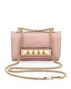 V1U41 Valentino Va Va Voom Mini Bag, Light Pink